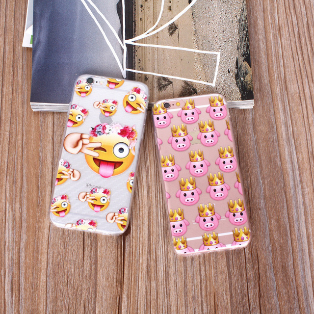 2016 Funny Phone Case For Apple iPhone 7 6 6s 5 5S SE 7Plus 6sPlus 4 4S Cover
