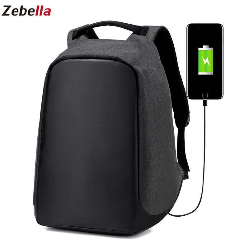 Anti Theft Backpack Women Laptop USB charging Men 15 Inch Notebook Backpacks Fashion Male Mochila Escolar Feminina Travel Bags