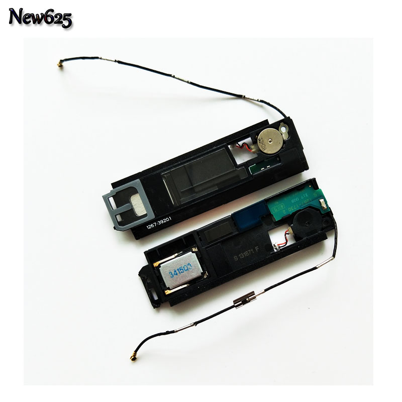 New For Sony Xperia Z L36H Yuga C6603 C6602 Buzzer Loud Speaker + Motor Vibrator + Antenna Flex  Cable