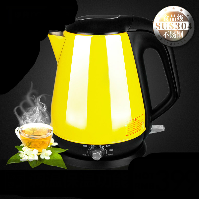 304 stainless steel electric kettle automatically blackouts Safety Auto-Off Function купить в Москве 2019