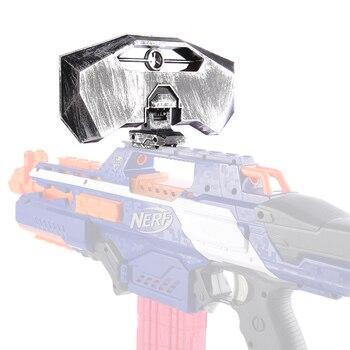 Modified Part Tactical Protective Shield for Nerf Stryfe / Retaliator / Rapidstrike /for Nerf Modulus Regulator - Bronze