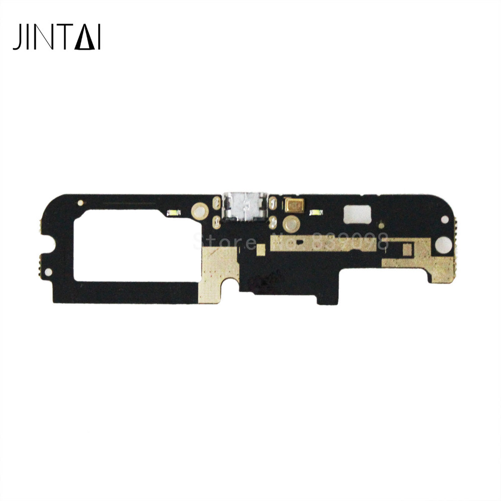 Jintai Micro USB Connector Charger Charging Port Dock Flex Cable For Lenovo K5 Note micro usb charging port charger dock for lenovo yoga tablet b8080 plug connector flex cable board replacement