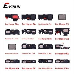Nowy głośnik do HuaWei Honor Play 8A 7A 7C 7X 7S 6C 6A 6X 5C Pro głośnik Buzzer Ringer Flex części zamienne Elastyczne kable do telefonów komórkowych Telefony komórkowe i telekomunikacja -