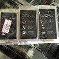 100 unids/lote Fábrica OEM protector de pantalla película protectora delantera para Sumsang Galaxy A3 A3000 A5000 A5 A7 2015