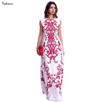 New Hot Sale UK Fashion Women Maxi BOHO Summer Long Evening Party Dress Beach Dress Sundress