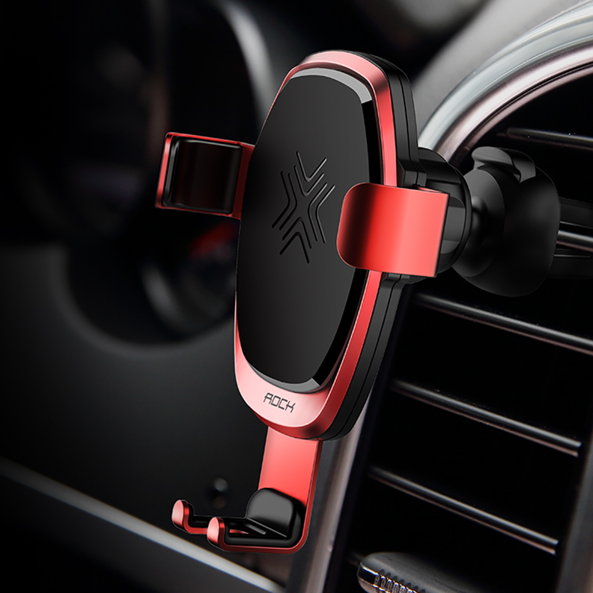 HTB10XBPKr1YBuNjSszhq6AUsFXa2 - 10W QI Wireless Car Charger Gravity Holder , ROCK for iPhone X 8 Plus Samsung Galaxy S8 S7 Note 8 Quick Charge Charging Stand