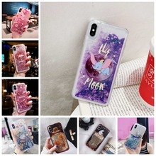 Dynamic Liquid Case Quicksand Back Cover for xiaomi