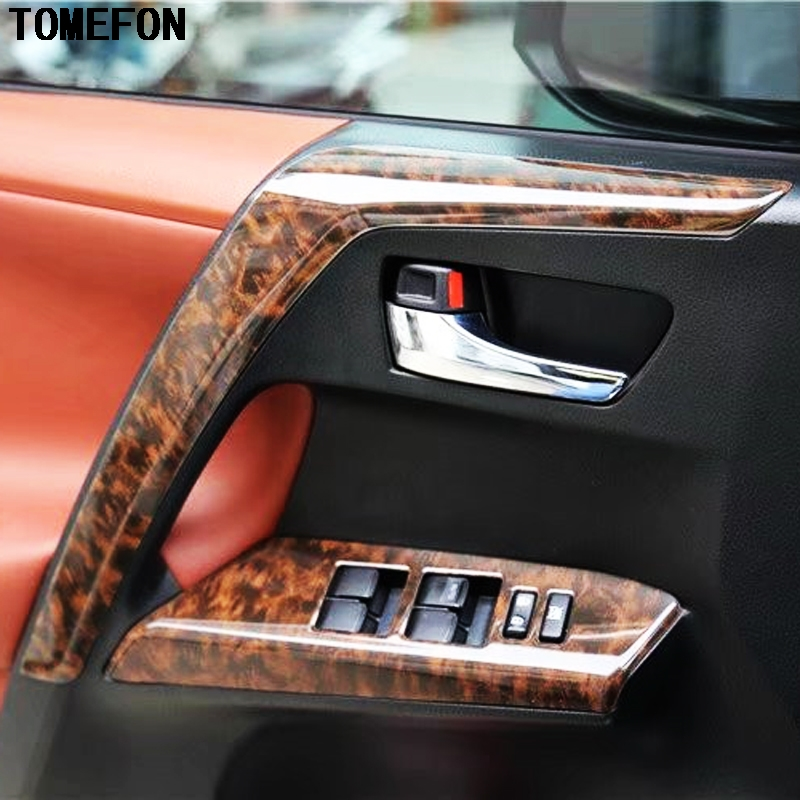 Incredible Us 192 93 16 Off For Toyota Rav4 Rav 4 2013 2015 Special Brown Paint Front Steering Wheel Air Vent Window Switch Inner Door Interior 17Pcs In Beatyapartments Chair Design Images Beatyapartmentscom