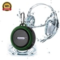 Портативный Водонепроницаемый Bluetooth 3.0 Спикер Прочный Беспроводной Для Наружного/Душ со Встроенным Микрофоном и Присоской и Snap Hook