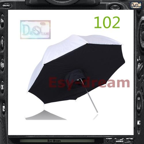 40 pouces 40 ''photographie Photo Studio Directive parapluie diffuseur boîte souple pour stroboscope Flash éclairage PS127
