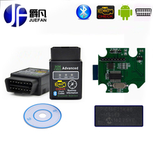 Car Detector Bluetooth OBD2 Car BD2 EasyDiag OBD II auto diagnostic tool eml327 ELM 327 scanner ELM327 Bluetooth Support Android