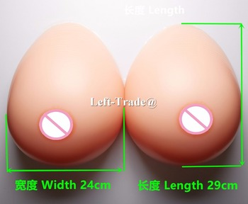 16XL 12KG Supper Huge Hot Sexy Silicone artificial breast forms fasle boobs for cosplay film tools realistic soft woman breasts