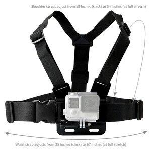 Image 5 - Set di accessori per azione universale per Gopro 7 6 Go Pro Kit di accessori per fotocamera