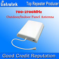 Оптовая 4 Г 700-2700 МГц Открытый Панельная Антенна 8dbi Сотовый Телефон Booster 4 Г Антенна для Мобильных Телефонов сигнал Внутренняя Антенна S20