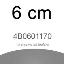 20 шт. высокое качество серый 60 мм 6 см крышка ступицы колеса Крышка Автомобиля s 4B0601170, 4B0 601 170 4M0601170 4M0601170JG3