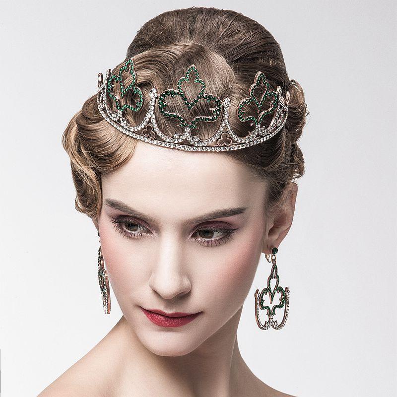Black Wedding Hairstyles With Crown: Aliexpress.com : Buy Special Black Princess Tiara Bride