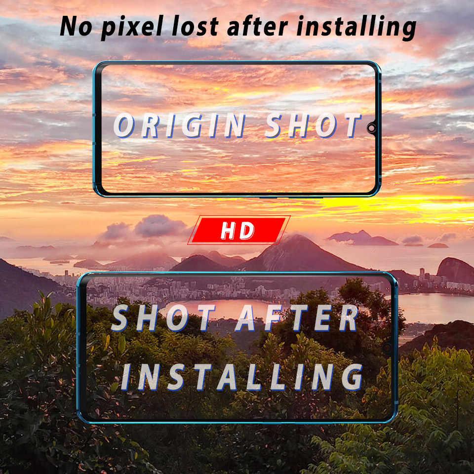 Ống Kính máy ảnh Phim Dành Cho Huawei P20Lite 2019 Nova 5I 5 Pro P30 Mate30 Lite P20 Mate20 Danh Dự 20 Lite pro 8X 8C Tấm Bảo Vệ Màn Hình