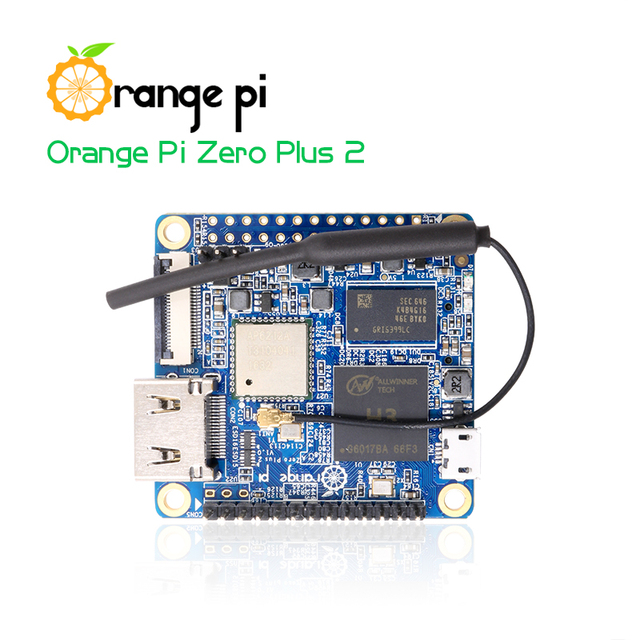 Orange Pi Zero Plus 2 H3 Quad-core Bluetooth mini PC Beyond  Raspberry Pi 2 Wholesale is available