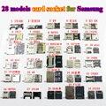 28models TF SIM Card Socket for Samsung I9003 I9000 S5830 I9082 A3 A5 G9200 NOTE 3 4 S5 ... Card holder i9000 Card Reader ...