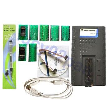 USB EPEROM Programmer TNM5000+TSOP48+TSOP56 ZIF socket kit,Support Flash Memory/EEPROM/MCU/FPGA,vehicle electronic part repair