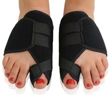 Большой палец стопы вальгусная деформация, корректор ортопедический для ухода за ногами, коррекция кости большого пальца, педикюрные носки, выпрямитель 1Pai