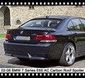 E66 E65 730i 735 745 760 Telhado Asa Spoiler Janela Indiscreta Spoiler Para BMW Série 7