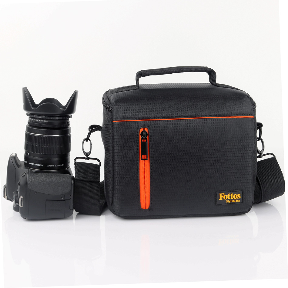 DSLR Camera Photo Bag Case For Sony alpha A7 Mark II III A7 II A6000 A6300 A5100 A5000 RX10 II III HX400 HX300 A58 A9 A57