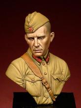1/16 resina busto modelo kit xx63d