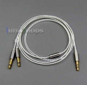 Image 4 - LN006067 เงินชุบสำหรับ Final Audio VI IRiver AK T1P Denon AH D600 D7100 Velodyne vTrue