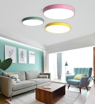 18 W 24 W Led Plafonnier Lampe Moderne Salon Luminaire Chambre Cuisine Surface Montage Panneau Encastre
