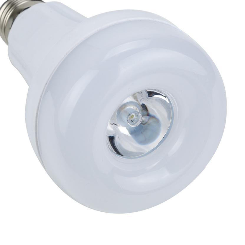 MUQGEW светодиодный E27 энергосбережения Перезаряжаемые Intelligent Light лампа мигалки  ...