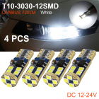 4X T10 CANBUS LED W5...