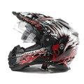 motorcycle helmet brand THH tx27 cross helmet motocross helmet moto helmet with dual visoratv mtb metal black downhill gost new