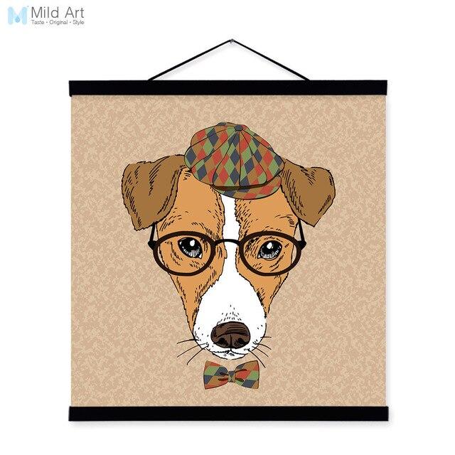 Köpek Kafası Boyama