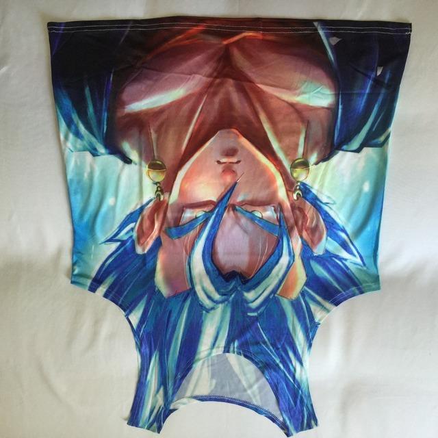 Dragon Ball Z T-shirt Super Saiyan 3d T Shirt Tees Tops Tee Shirts Tops