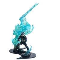 Anime Naruto Shippuden Relation Hatake Kakashi PVC Action Figure Collectible Model Toys Doll Gift 35cm