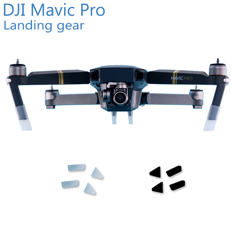 DJI font b Mavic b font font b Pro b font Landing Gear Holder Shock Heightened