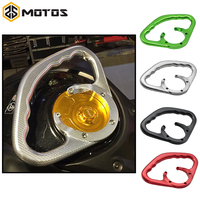 ZS MOTOS Motorcycle Front Tank Handrails Rear Seat Drop Resistance Handrails Passenger Safety Handle For Kawasaki Z1000 Z800