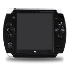 New 128-bit Arcade Handheld Game Console 4.3 Inch Player Real 8GB Support For Game,Camera,Video,E-book