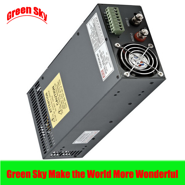 все цены на  New Arrival Cooling fan Voltage Transformer LED Display DC single output 12v 1000w power supply  в интернете