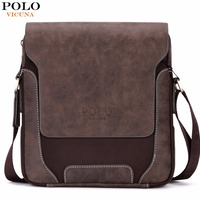Awen Hot Sell New Fashion Famous Brand Genuine Leather Men Messenger Bags Vintage Retro Oxford Man