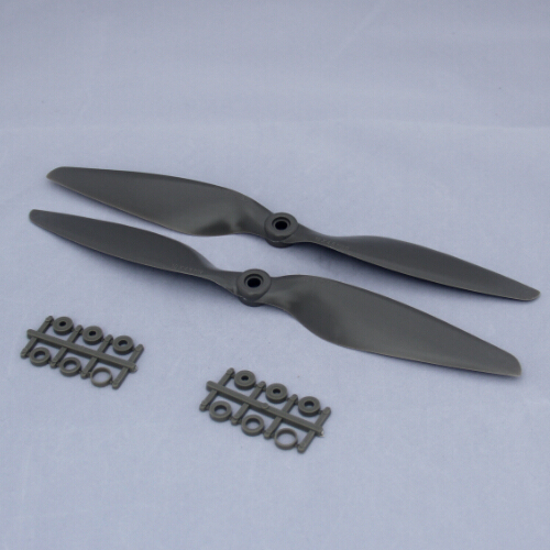 Gemfan 8045 9045 1045 1145 Nylon Reinforced Propellor Prop for RC Airplane Quadcopter 5 Pair/Lot CW/CCW APC Propeller