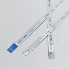 2pcs 8 P/FPC FFC Flexível Flat Cable 0.5 milímetros/1.0 milímetros Arremesso 8Pin Tipo A/ B Comprimento 50mm 80 milímetros 120 milímetros 100 milímetros 150 milímetros 200 milímetros 250 milímetros 300 milímetros