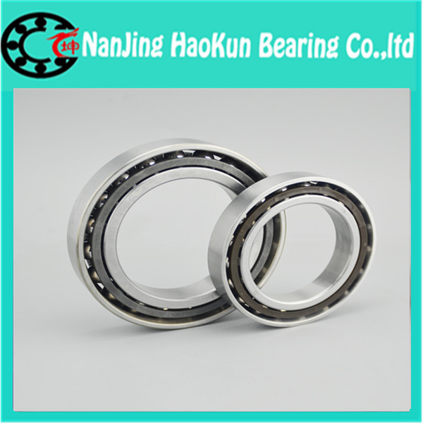 40mm diameter Angular contact ball bearings B 7008 C/P5 40mmX68mmX15mm,Contact angle 15,ABEC-5 Machine tool 12mm diameter angular contact ball bearings 7001 c p2 12mmx28mmx8mm contact angle 15 abec 9 machine tool