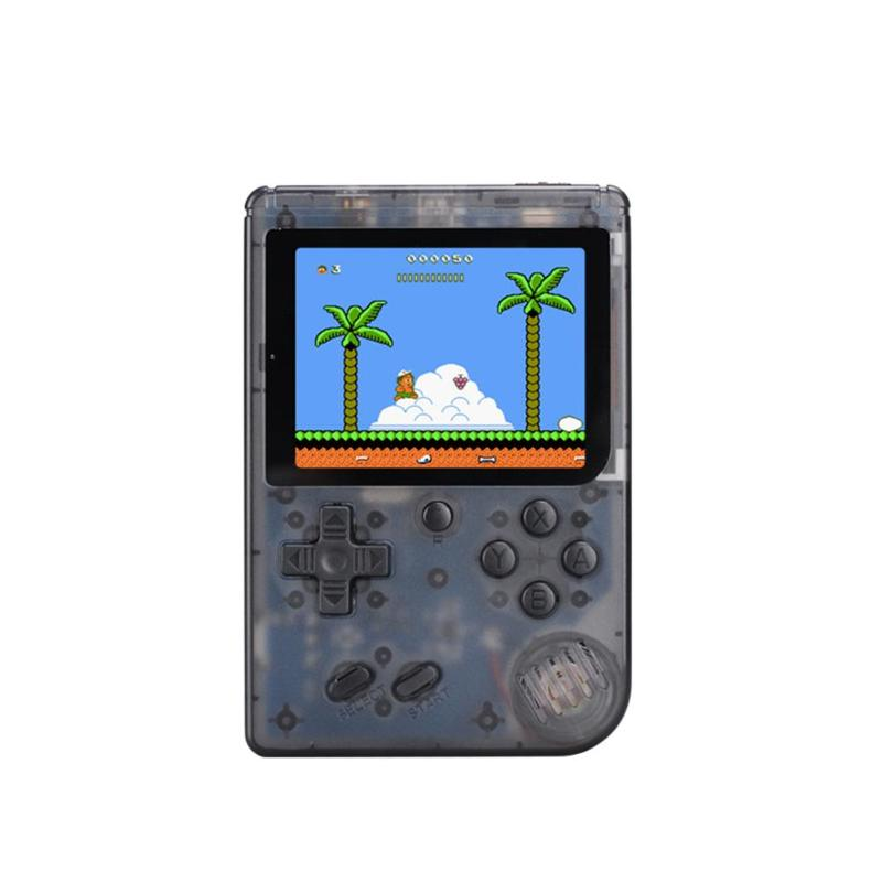 Game Console 8 Bit Retro Mini Pocket Handheld Player +Handle Built-in 168 Classic Games Best Gift for Child Nostalgic Player 15