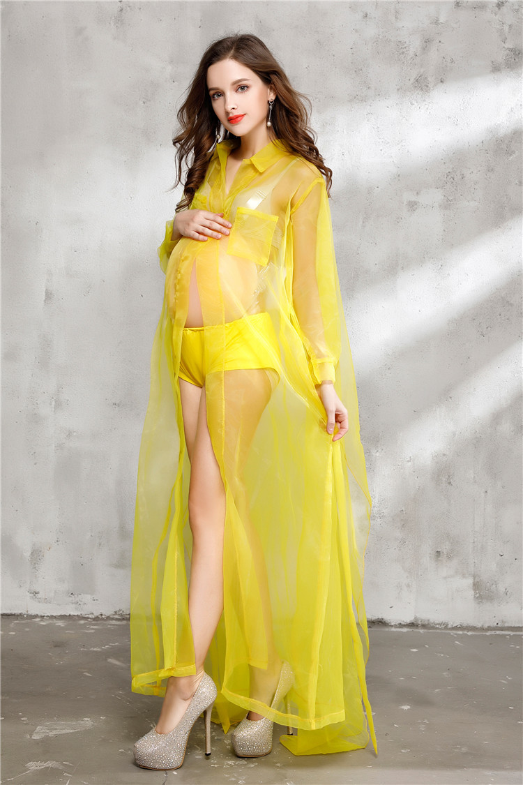 Compare prices on yellow maternity dress online shoppingbuy low m01 x021 maternity dress for photography props photo shooting pregnant sexy lace shirt long dress ombrellifo Image collections
