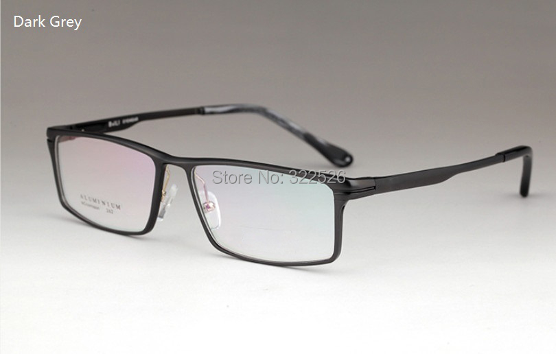 Large Glasses Frame Sizes : High quality light Aluminum Magnesium Alloy eyeglasses ...