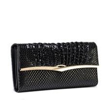 FOXER brand women bag 2016 new fashion designer women long wallet leather wallets women clutch bag