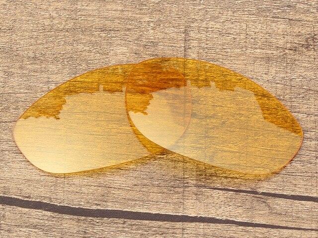Кристалл Желтый Замена Линзы Для Монстр Собак Солнцезащитные Очки Рама 100% UVA и UVB Защиты