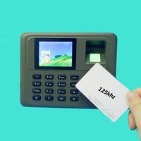 Tcp Ip Fingerprint Rfid Card Attendance System Employee Fingerprint Time Attendance Management System Time Recording
